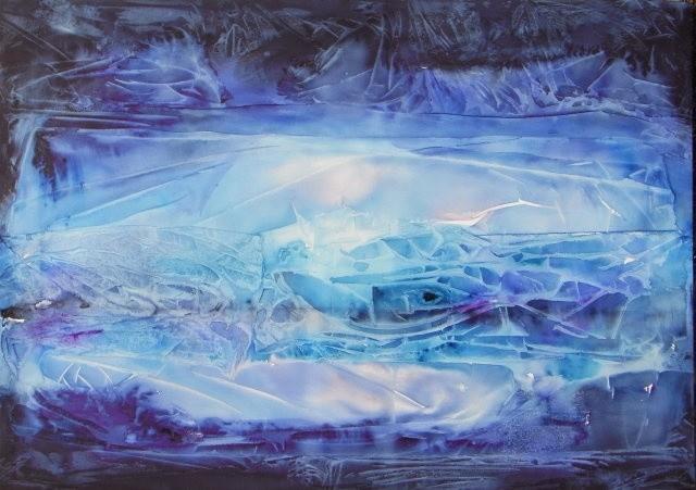 Marie-Annick Radigois - mer et glace 3