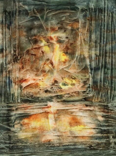 Marie-Annick Radigois - 11.09 pierres de feux 3